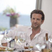 Bradley Cooper in una scena del thriller Limitless
