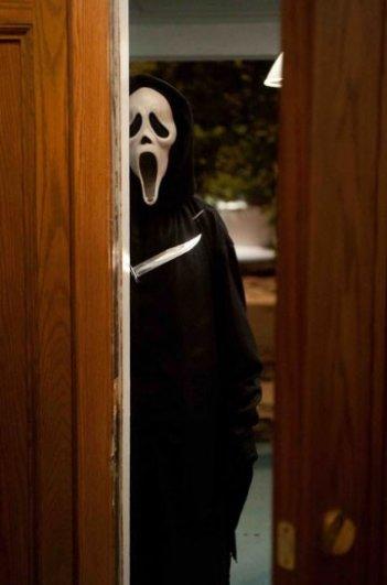 Il ritorno del killer cinefilo in Scream 4