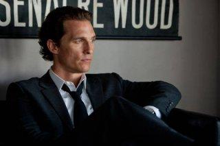 Matthew McConaughey in un'immagine di The Lincoln Lawyer