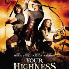 Nuovo poster internazionale di Your Highness
