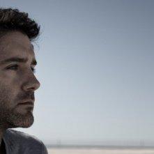 Primo piano di Rodrigo Sáenz de Heredia dal film La mitad de Óscar