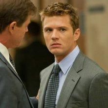 Ryan Phillippe in una scena di The Lincoln Lawyer