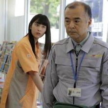 Akari Hayami e Toshiya Sakai  nel film The Citizen Police 69