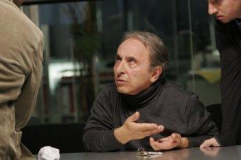 Ernesto Mahieux nel thriller Sotto il vestito niente - L'ultima sfilata
