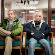Paul Giamatti con Alex Shaffer nel film Win Win