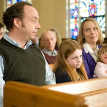 Paul Giamatti ed Amy Ryan nel film Win Win