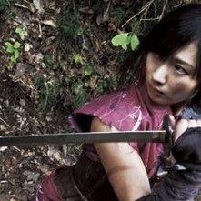 Rina Takeda, protagonista di Kunoichi