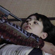 Saori Hara nel film The Citizen Police 69