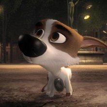 Strelka, protagonista di Space Dogs 3D