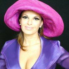 Elena Bonelli in una immagine promo del film A Sud di New York