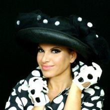 Elena Bonelli in una immagine promozionale del film A Sud di New York