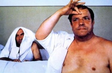 Enzo Cannavale con Bombolo ne Il sommergibile più pazzo del mondo