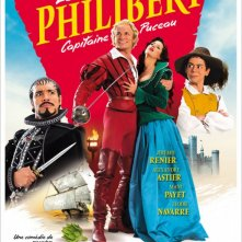 La locandina di Les aventures de Philibert, capitaine puceau