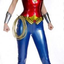 Una prima immagine di Adrianne Palicki col costume di Wonder Woman
