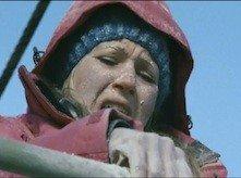 Emma Bell nel film Frozen