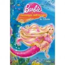 La locandina di Barbie e l'avventura nell'oceano