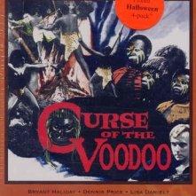 La locandina di Curse of the Voodoo