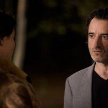 Bruno Todeschini in una scena del film Ma compagne de nuit