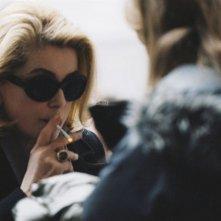 Catherine Deneuve in un'immagine del film Les yeux de sa mère