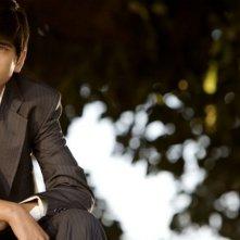 Il giovane Aqib Khan in un'immagine di West Is West