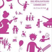 Il poster 2011 per la sezione Quinzaine des Réalisateurs