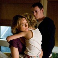 Jodie Foster e Anton Yelchin in Mr. Beaver