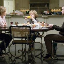 Jodie Foster, Riley Thomas Stewart  e Anton Yelchin in Mr. Beaver