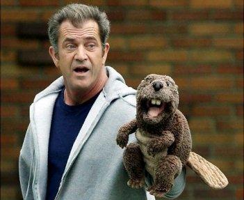 Mel Gibson in Mr. Beaver