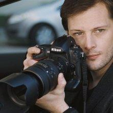 Nicolas Duvauchelle, protagonista del film Les yeux de sa mère