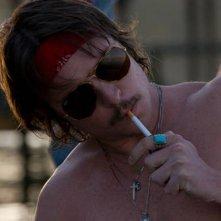 Taylor Handley in una scena del film Skateland