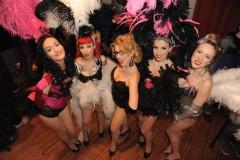 Tutte per una, una per Lady Burlesque