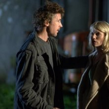 Aidan Gillen ed Eva Birthistle in coppia nell'horror Wake Wood