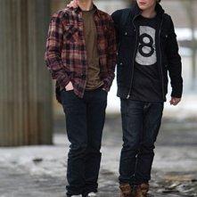 Cameron Monaghan e Jeremy Allen White nel pilot della serie Shameless