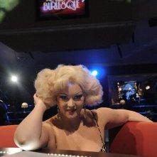 Dirty Martini sul palco di LadyBurlesque: