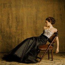 Emmy Rossum in una foto promozionale della serie Shameless
