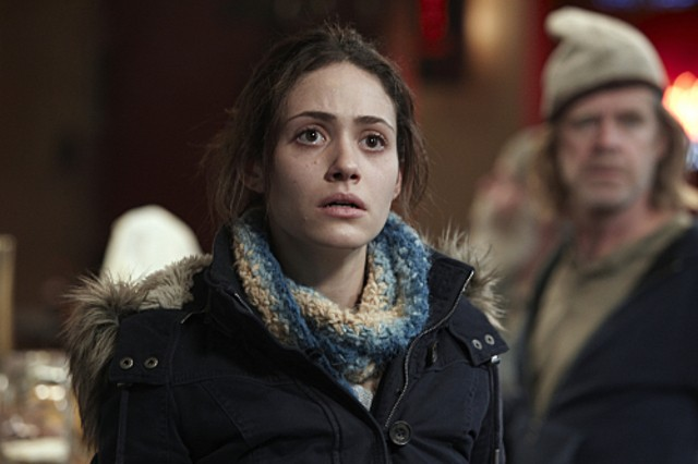 Emmy Rossum nell'episodio Frank Gallagher: Loving Husband, Devoted Father della serie Shameless