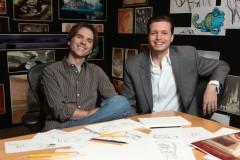 Rapunzel: la parola a Nathan Greno e Byron Howard, i registi del film