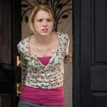 Laura Wiggins nel pilot della serie Shameless