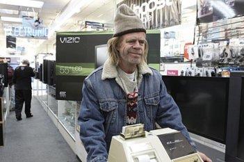 William H. Macy nell'episodio Frank Gallagher: Loving Husband, Devoted Father della serie Shameless
