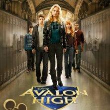 La locandina di Avalon High