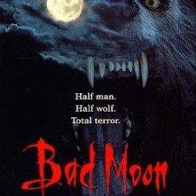 La locandina di Bad Moon - Luna mortale