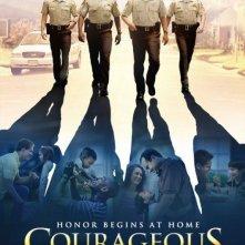 La locandina di Courageous
