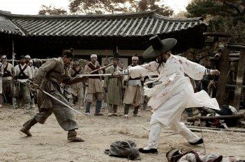 Spettacolare scena di duello in Blades of Blood