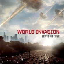 Locandina italiana per World Invasion