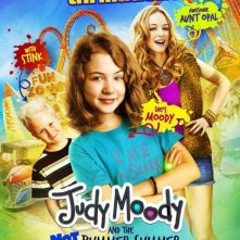 Nuovo poster per Judy Moody and the Not Bummer Summer