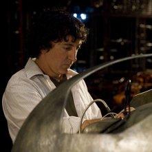 Brody (Peter Kelamis) in una scena dell'episodio Deliverance di Stargate Universe