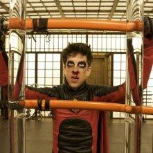 Christopher Mintz-Plasse nel film Kick-Ass