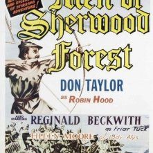 La locandina di La spada di Robin Hood