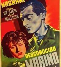 La locandina di Lo sconosciuto di San Marino