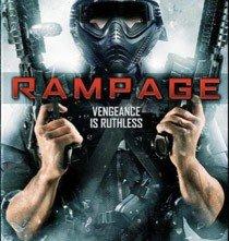 La locandina di Rampage